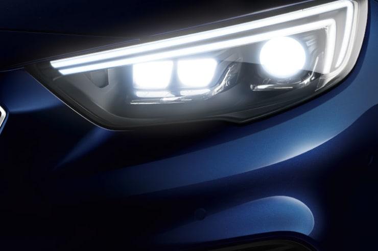 IntelliLux LED Matrix Headlights