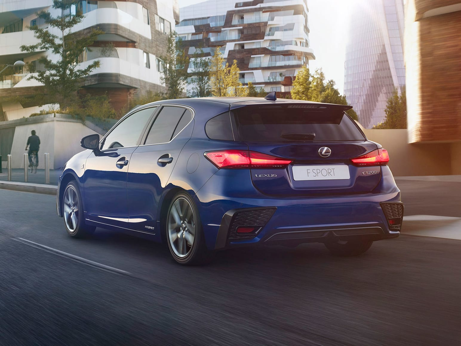 Lexus Ct F Sport >> New Lexus Ct 200h F Sport From 269 Per Month On Pch
