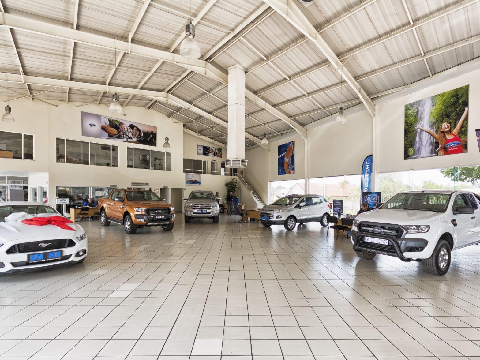 Ford Car Dealer | Randfontein & Carletonville | Ben