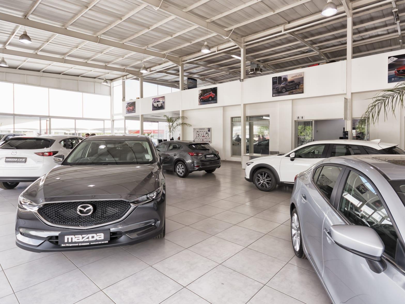 Mazda Car Dealer | Randfontein | Ben Morgenrood Mazda