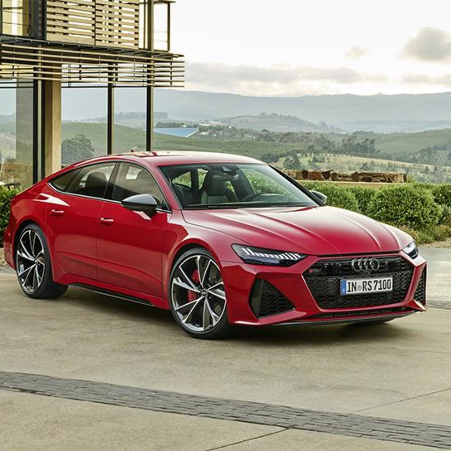 New Audi Rs7 Sportback For Sale Finance Available Swansway Audi