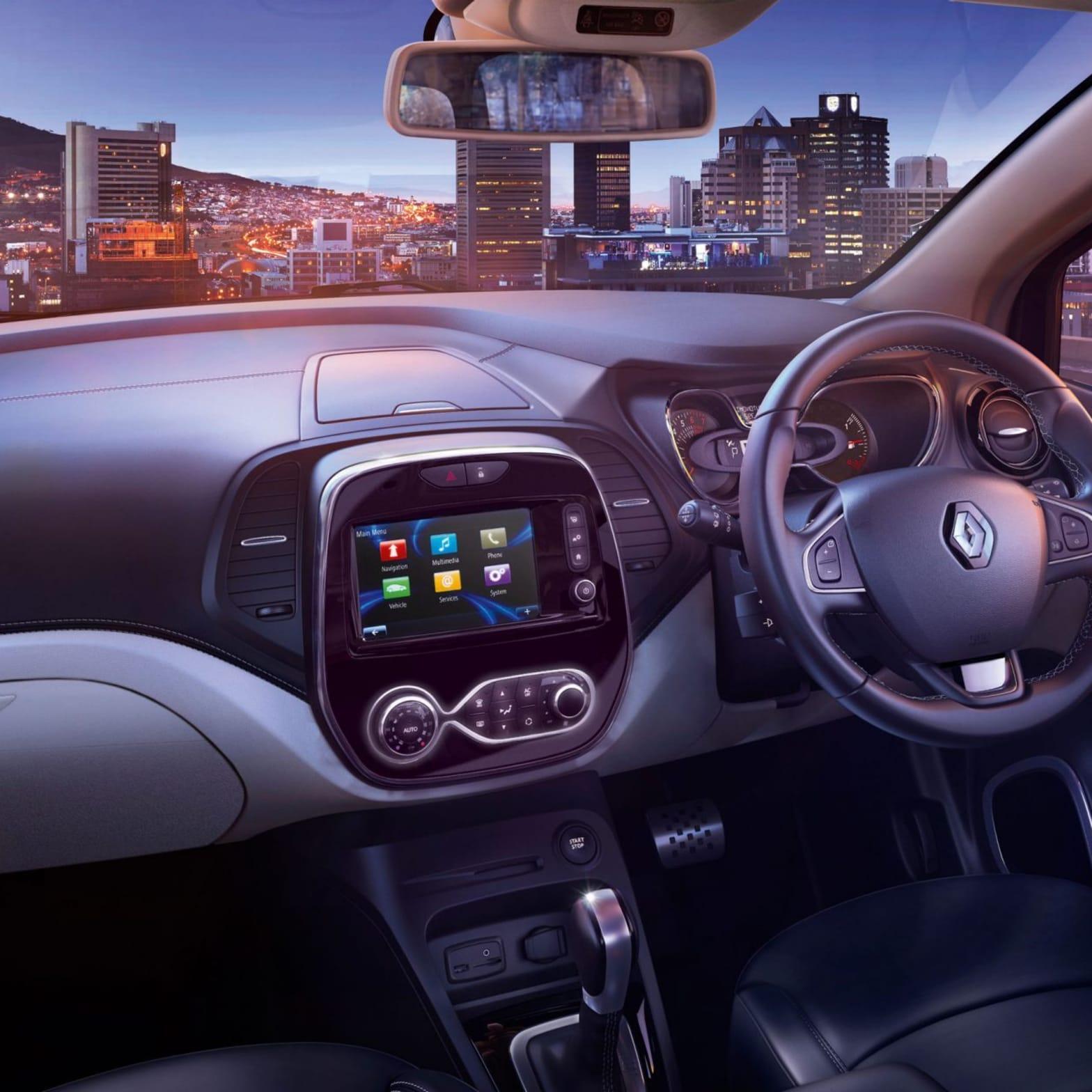 CAPTUR | Devon & Plymouth | Vospers Renault