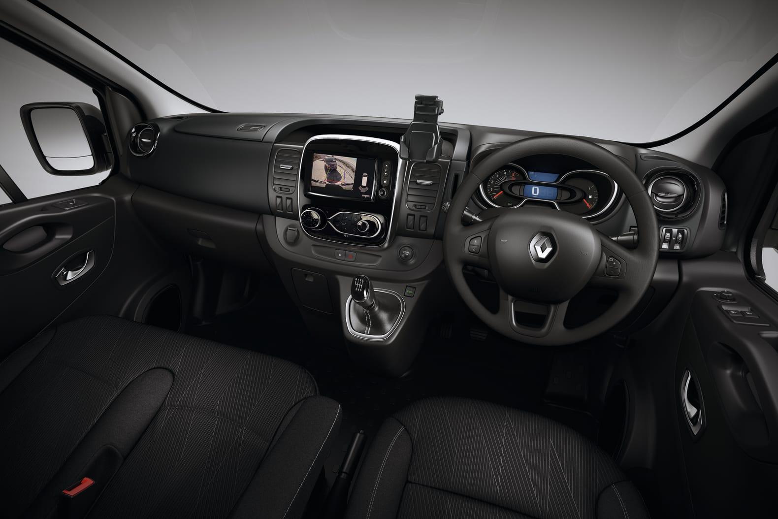 New Renault Trafic Black Edition John Clark Renault