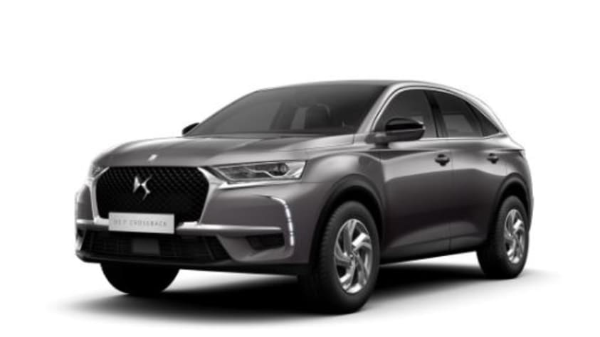DS 7 Crossback Chic donkergrijs