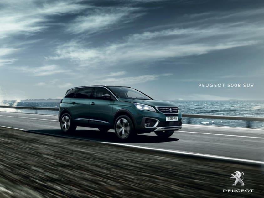 Brochure Peugeot 5008