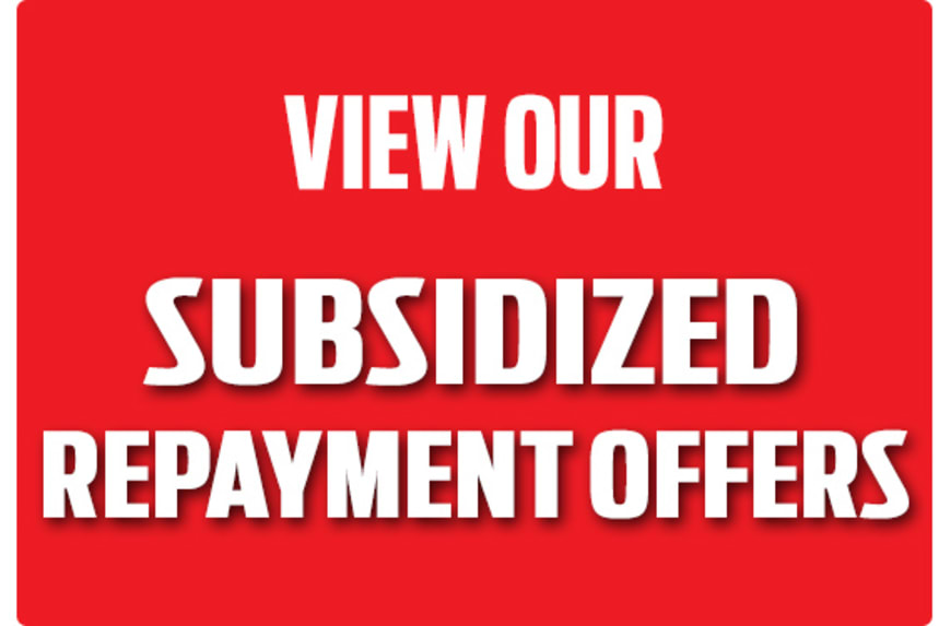 Subsidized Repayment Plan