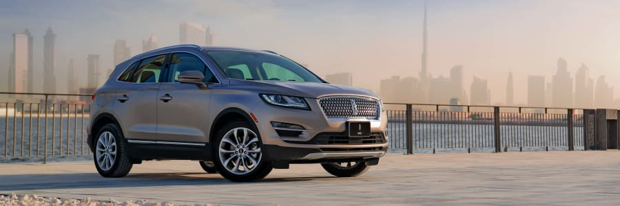 2019 Lincoln MKC: Refreshed, More Tech, More Safety >> Eye Catching New 2019 Lincoln Mkc Arrives In The Uae Al Tayer Motors