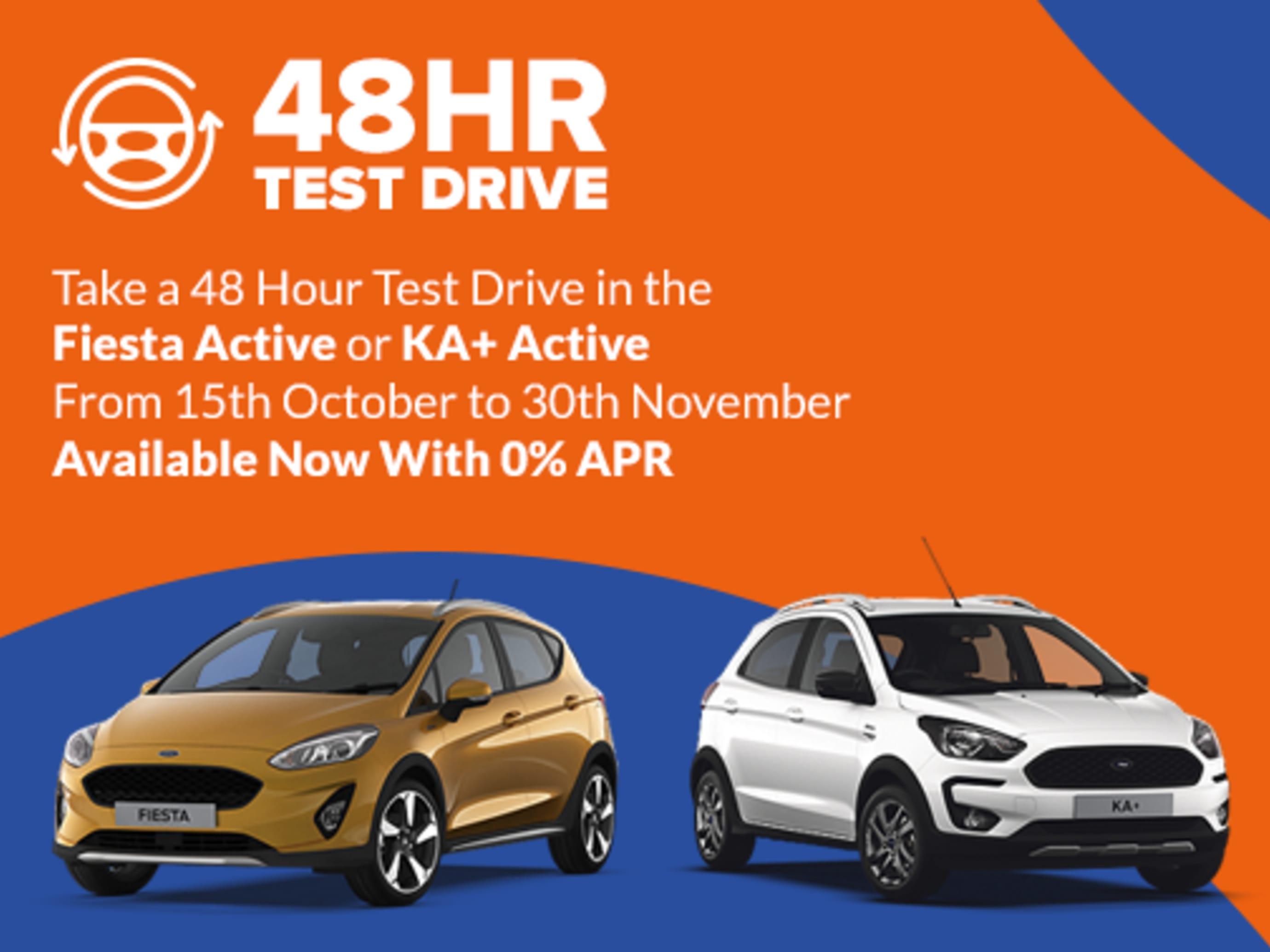 48 hour test drive