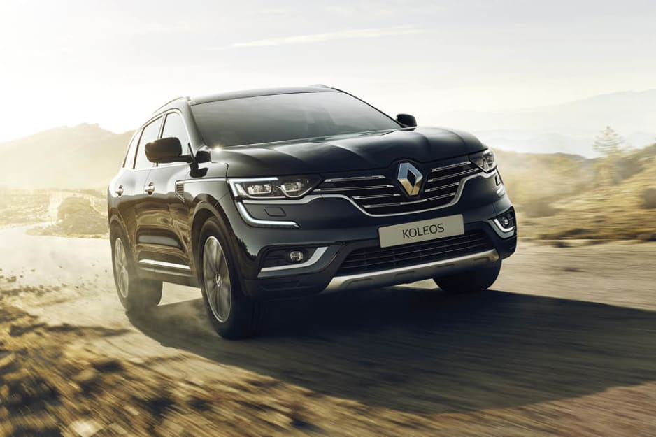 Renault Koleos From 1995 Advance Payment Motability Offer