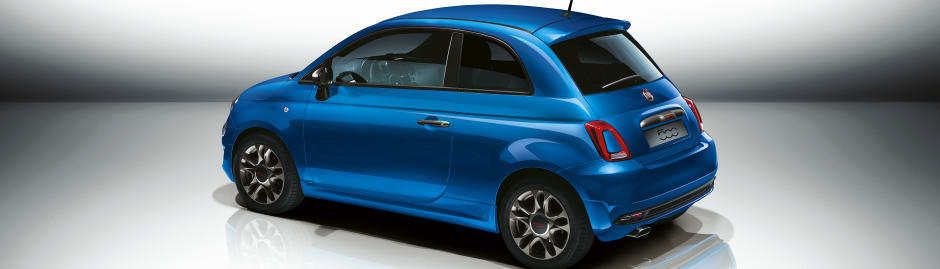 New Fiat 500S now available to order in UK | Glyn Hopkin NEWS