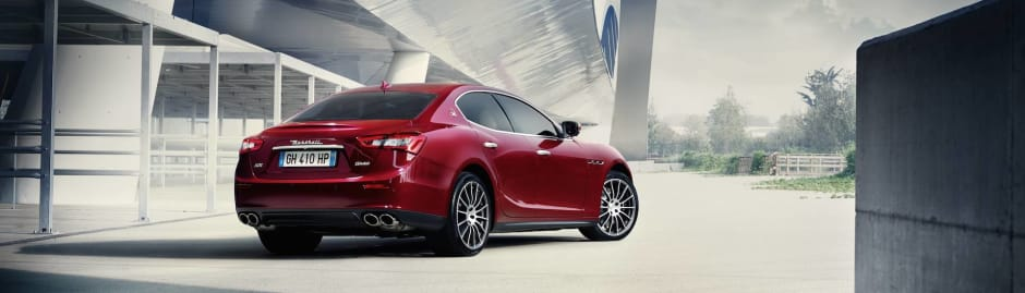 Thinking of selling your Maserati? Come to the experts. | Lancaster