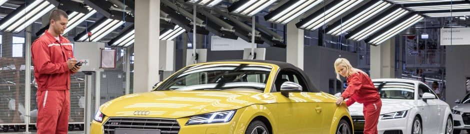 audi body shop & cosmetic repairs | sytner audi