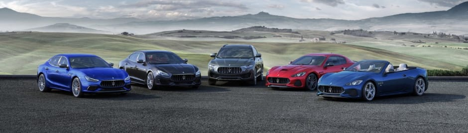 Maserati Caring and Cleaning | Colchester, Es | Lancaster Maserati