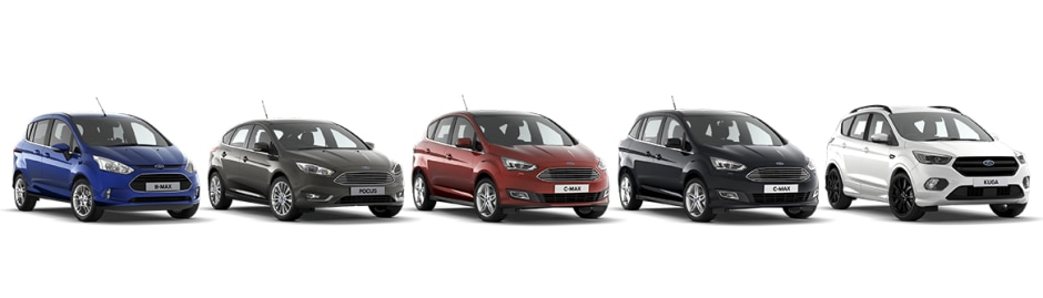 New Ford Cars For Sale UK