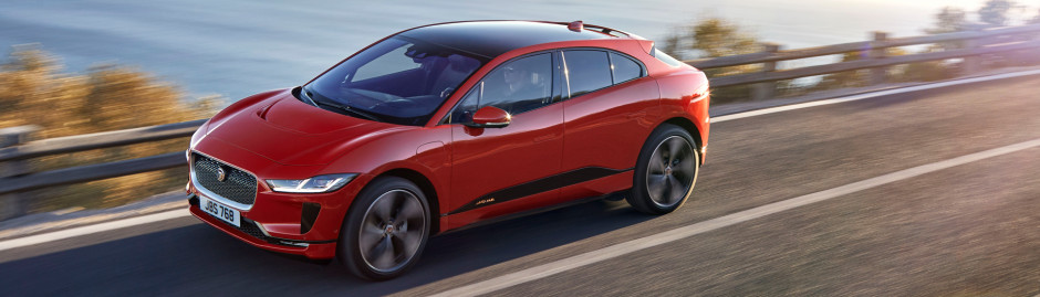 Introducing The New Jaguar I PACE