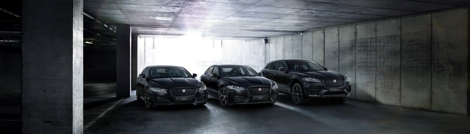 JAGUAR BLACK EDITION OFFERS