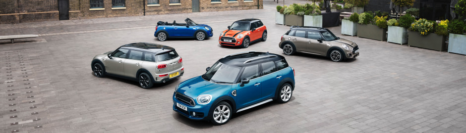 OFFERS ON NEW MINI FROM COTSWOLD CHELTENHAM | Gloucestershire