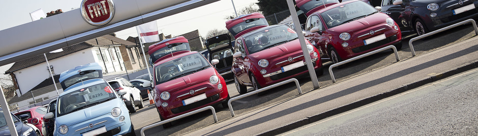New Used Fiat Dealer In Romford Glyn Hopkin - Fiat dealers in london