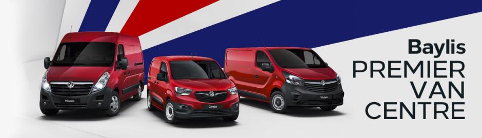 2e120544c0 Vauxhall Premier Van Centre