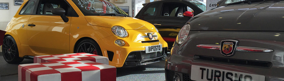 Contact Thames Abarth in Slough | Thames Abarth