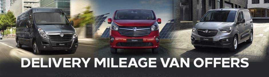 d83818acab Vauxhall Vans Delivery Mileage Offers