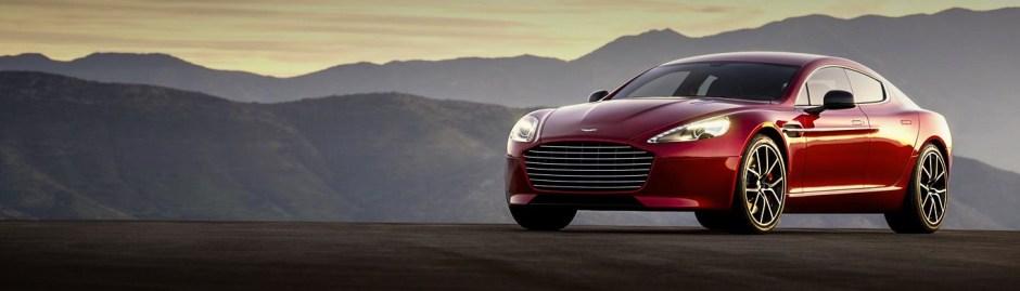New Model Range At HWM Aston Martin