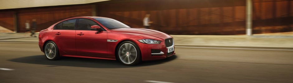 JAGUAR XE AVAILABLE ON CONTRACT HIRE
