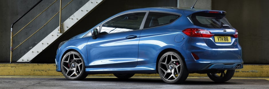 Ford Fiesta St Available Summer 2019 Www Hartwell Co Uk