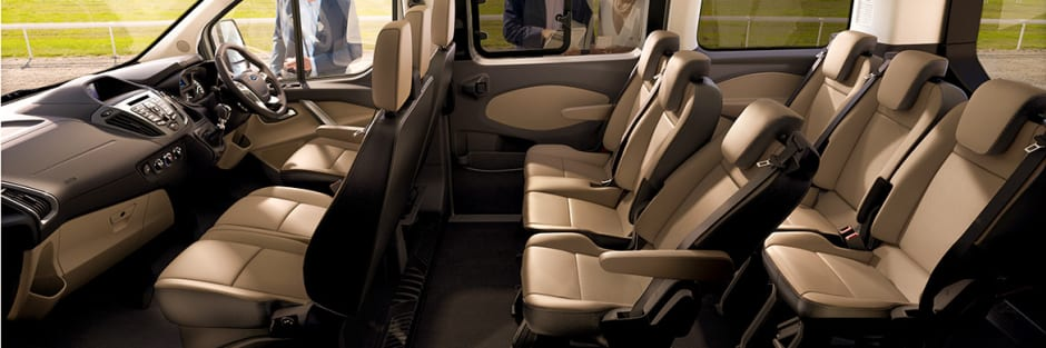 In Total The Two Rear Seat Rows Can Be Adjusted Into Over 30 Different Permutations Enabling Compartment To Configured For Each Journey