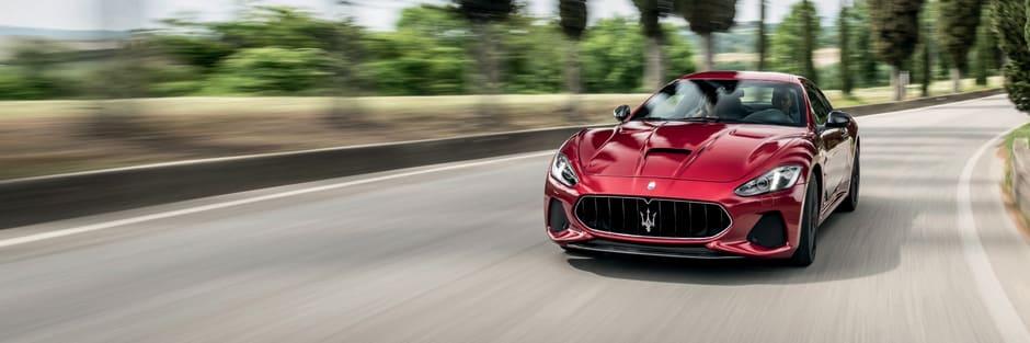 New Maserati GranTurismo MC For Sale | Lancaster Maserati