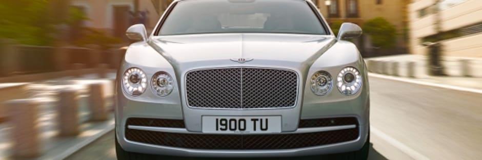 New Bentley Flying Spur V8 Sytner Bentley