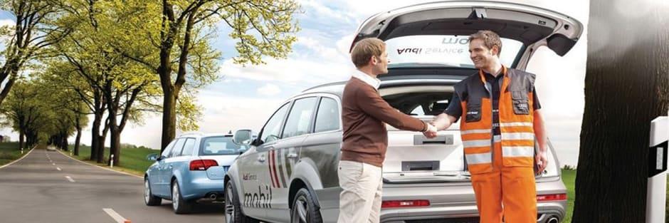 Truro Audi Cornwall Roadside Assistance - Audi roadside assistance
