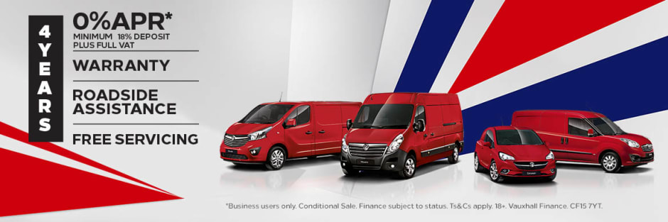 b14093a8b4 Buy a new Vauxhall commercial vehicle from Advance Vauxhall and you can  slice your buying and business running costs with our 4x4x4x4 offer.