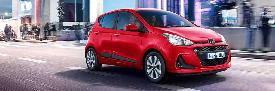 New Hyundai i10 | Full Specification & Price