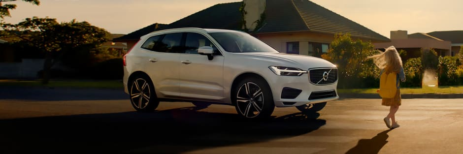 New Volvo XC60 Overall Safest Car 2017