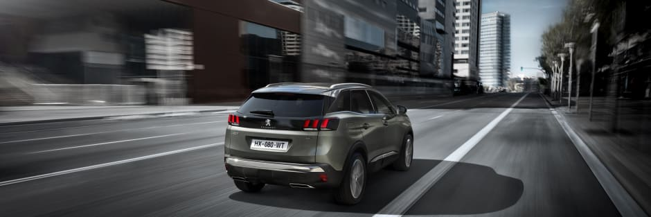 Peugeot 3008 Crowned Driver Power Car Of The Year Norton Way Peugeot