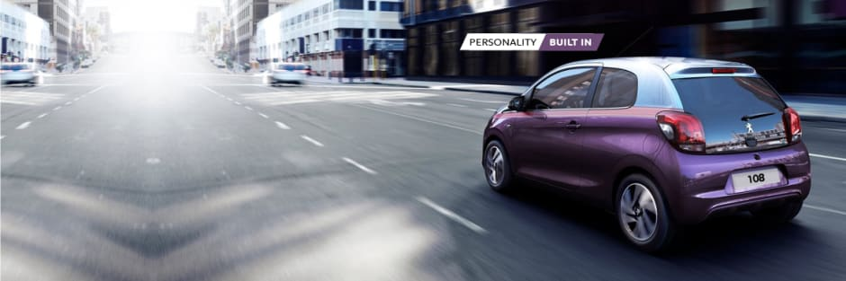 Peugeot 108 Hatchback | East Sus & West Sus | Yeomans Peugeot