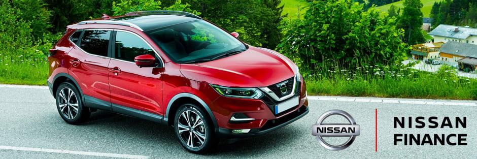 Nissan Car Finance Options Norton Way Nissan