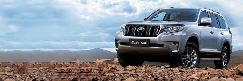 Kết quả hình ảnh cho Toyota Land Cruiser Prado 2019