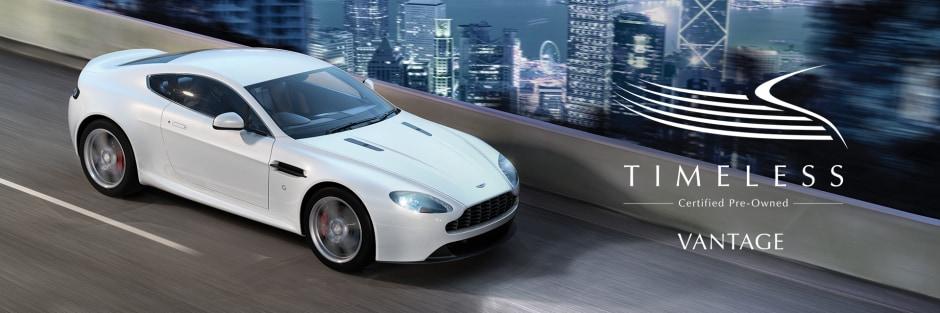 Aston Martin Vantage Timeless Preowned Aston Martin Bristol - Aston martin certified pre owned