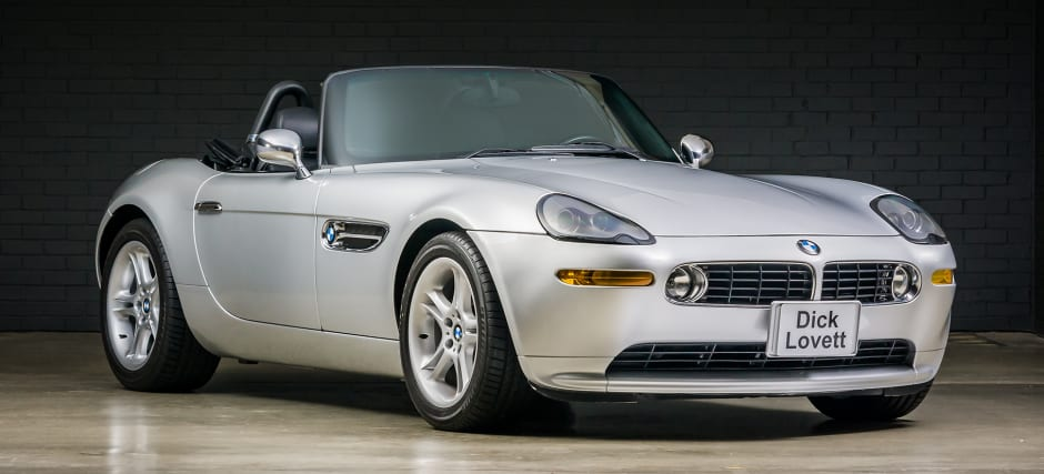 Acclaimed For Its Beauty Since Its Launch In 2000, The Z8 Has Gone On To  Become One Of The Most Collectible BMW Models Of All Time.