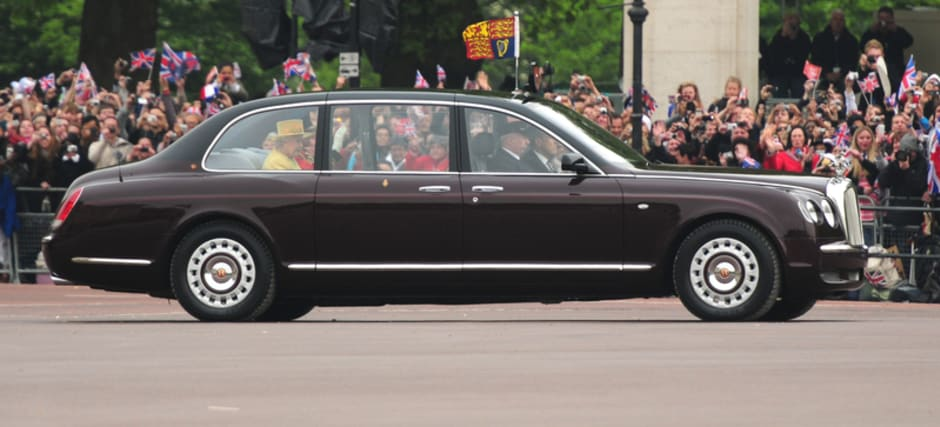 Bentley Family Car Automobil Bildidee