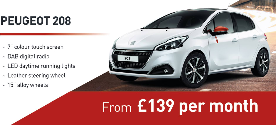 New Peugeot 208 | Warners Peugeot | Gloucestershire