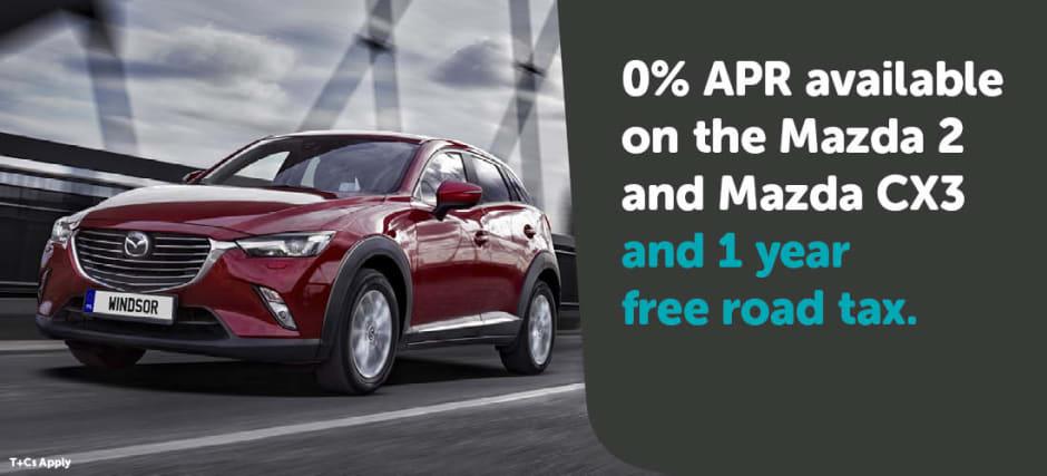 APR Windsor Mazda - Mazda 0 apr