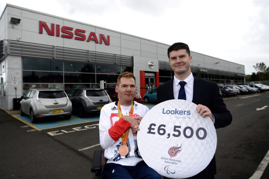 Nissan Gateshead swings into action for fundraising drive