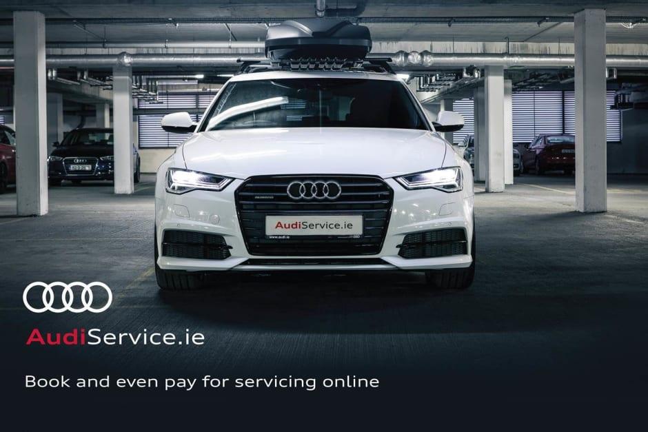 Car Servicing Repairs Galway Sligo Connolly Group Audi - Audi car service