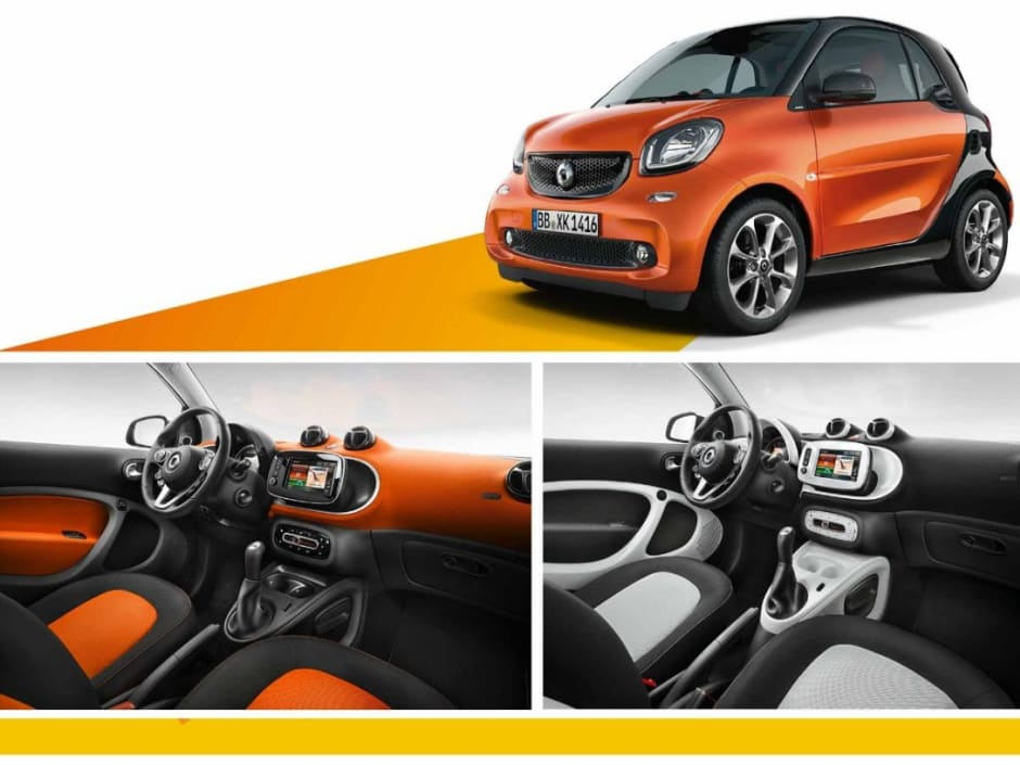 Great Smart Fortwo Passion Deals And Finance Offers From Lookers Smart