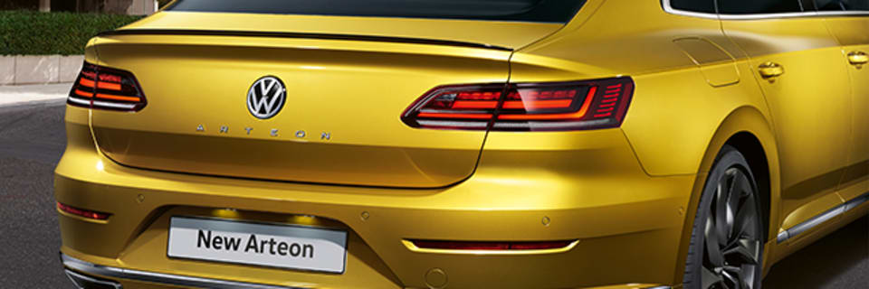 bb8478384e The New Volkswagen Arteon