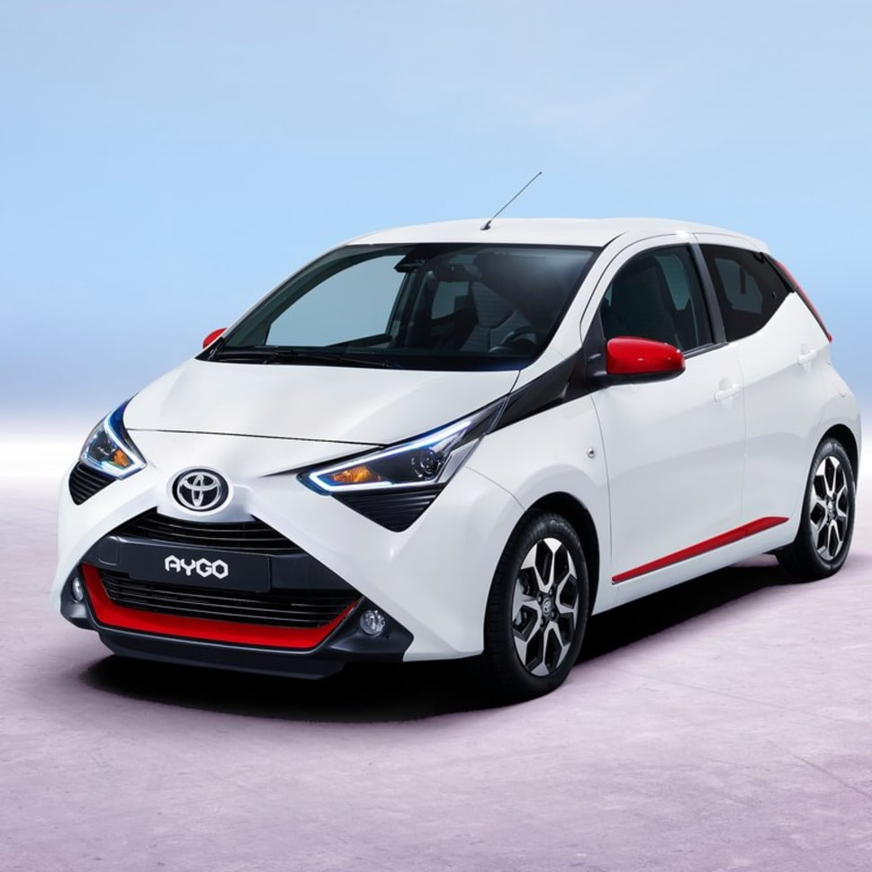 Toyota Aygo 1 0 Vvt I X Trend 5dr Hatchback: New Toyota Aygo For Sale In Northern Ireland