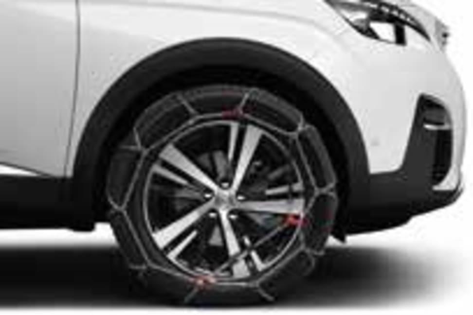 Peugeot 3008 SUV sneeuwketting voor de autobanden